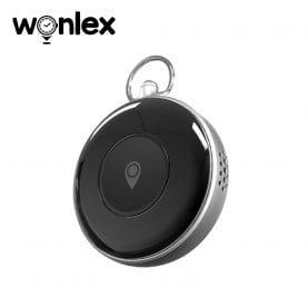 Mini GPS tracker Wonlex S02 cu localizare si monitorizare – Negru
