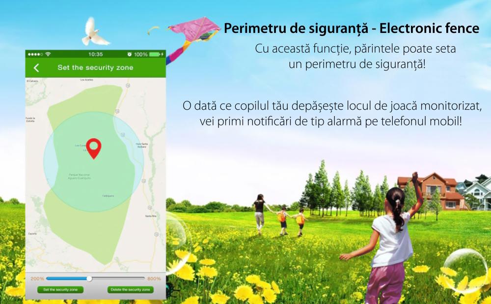 Ceas Smartwatch Pentru Copii Wonlex KT12 cu Functie Telefon, Apel video, Localizare GPS, Camera, Pedometru, SOS, IP54, 4G – Roz, Cartela SIM Cadou