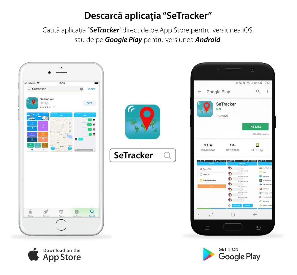 Ceas Smartwatch Pentru Copii Twinkler TKY-DF33 cu Functie Telefon, Apel video, Localizare GPS, Camera, Lanterna, SOS, Android, 4G, IP54, Joc Matematic – Bleu, Cartela SIM Cadou