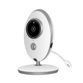 Baby Monitor Wireless VB605, Monitorizare Audio – Video, Monitorizare temperatura, Comunicare bidirectionala, Cantece de leagan, Night Vision