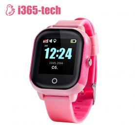 Ceas Smartwatch Pentru Copii i365-Tech FA23 cu Functie Telefon, Localizare GPS, SOS, Istoric traseu, Pedometru, Roz