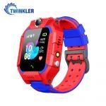 Ceas Smartwatch Pentru Copii Twinkler TKY-GK01 cu Functie Telefon, Localizare GPS, Camera, Lanterna, Joc Matematic, Apel de monitorizare, Rosu