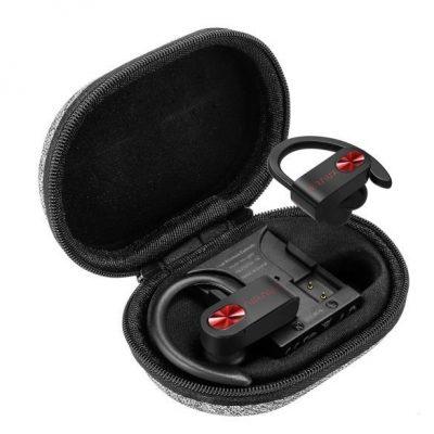 Casti in-Ear BlitzWolf AIRAUX AA-UM2, Bluetooth 5.0, TWS, Charging box 480 mAh
