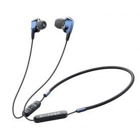 Casti in-Ear BlitzWolf BW-BTS4, Albastru, Bluetooth 5.0, Rezistenta IPX5