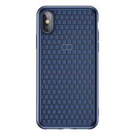 Husa Apple iPhone XS Max, Baseus BV Case, Albastru, 6.5 inch