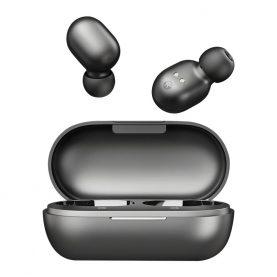 Casti Haylou GT1 TWS, Negru, Wireless, Bluetooth 5.0, Control tactil, 123 db