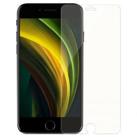 Pachet 2 folii de sticla pentru protectie ecran, Apple iPhone SE 2020, Protectie 9H, 4.7 inch