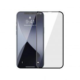 Set 2 folii de sticla pentru iPhone 12 Mini, Grosime 0.23 mm, Sticla securizata, 5.4 inch