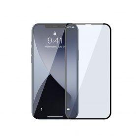 Set 2 folii de sticla pentru iPhone 12 Mini, Grosime 0.23mm, Filtru lumina albastra, 5.4 inch