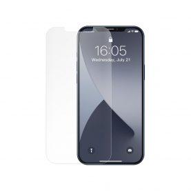 Set 2 folii de sticla pentru iPhone 12 Mini, Baseus Tempered Glass, Grosime 0.25mm, 5.4 inch