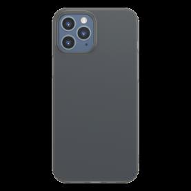 Husa Apple iPhone 12 / 12 Pro, Baseus Comfort Case, Negru, 6.1 inch
