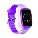 Ceas smartwatch YQT T5S, 4G, Mov, Masurarea temperaturii, Pedometru, Verificare istoric, Alarma, Lanterna
