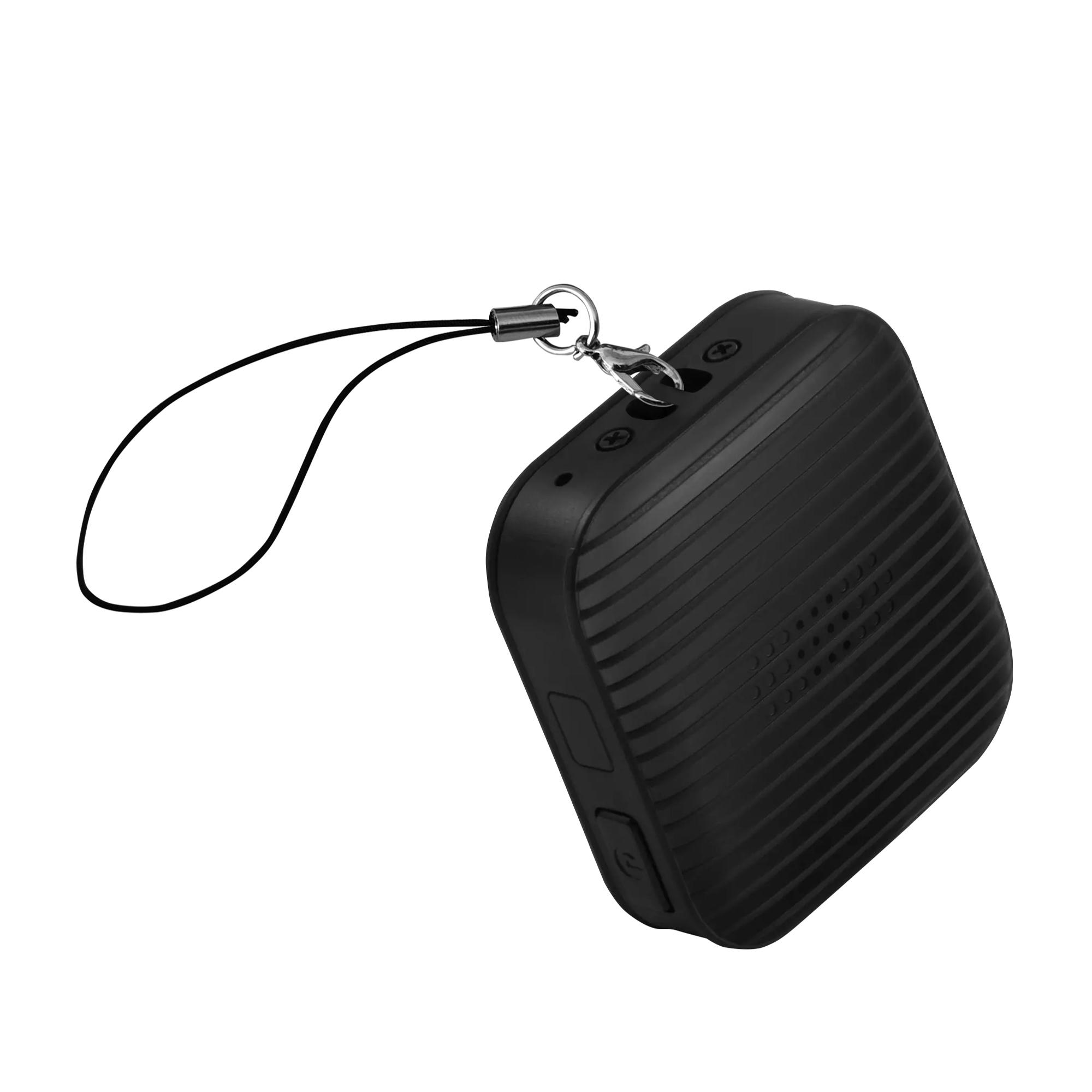 Mini GPS Tracker i365-Tech A18, Negru, Functie Localizare GPS, Istoric traseu, Apel SOS, Perimetru siguranta imagine