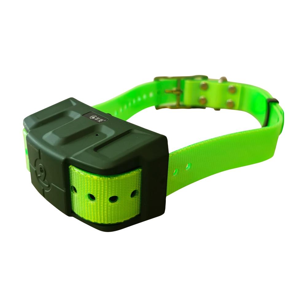 Zgarda cu Localizare GPS i365-Tech S9, Verde, Istoric traseu, Perimetru de siguranta, Baterie 4000 mAh imagine