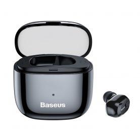 Casca bluetooth Baseus Encok A03, Negru, Distanta comunicare 10 m, Bluetooth 5.0, Timp de incarcare 1.5 ore