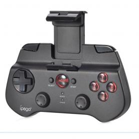 GamePad Controller Ipega PG-9017S, Baterie 380 mAh, Suport telefon, Bluetooth, Raza de actiune 8 m