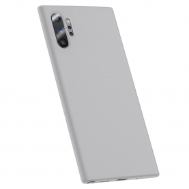 Husa Samsung Galaxy Note 10+, Baseus Wing Case, Alb, 6.8 inch