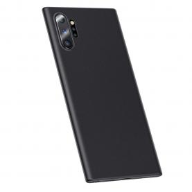 Husa Samsung Galaxy Note 10+, Baseus Wing Case, Negru, 6.8 inch