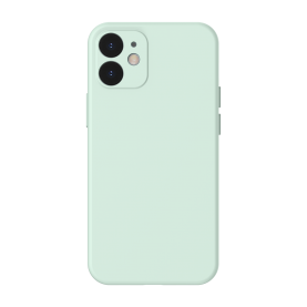 Husa pentru Apple iPhone 12 Mini, Baseus Protective Case, Silicon, Verde, 5.4 inch