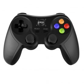 Gamepad Controller Ipega PG-9078, Wireless, Bluetooth 3.0, Baterie 380 mAh, Incarcare USB