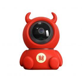 Video Baby Monitor Little Devil A199, Partajare, Stocare pe Cloud, Comunicare bidirectionala, Rotire 360°, Vedere nocturna, Slot microSD