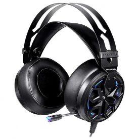 Casti Pentru Gaming Motospeed H60, Sonorizare 7.1, Microfon, Sunet 3D, Cablu 2.1 m