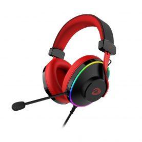 Casti Pentru Gaming Dareu EH745, Conexiune USB / Jack 3.5 mm, Microfon, Sonorizare 7.1