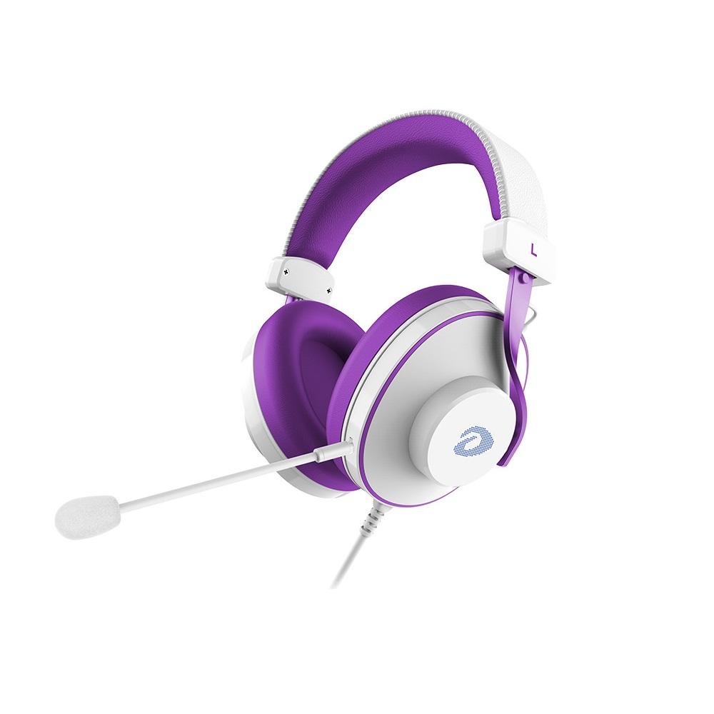 Casti Pentru Gaming Dareu EH745s, Sonorizare 7.1, Microfon, Conexiune Jack 3.5 mm