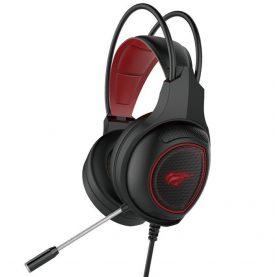 Casti Pentru Gaming Havit H2239d, Microfon, Lungime cablu 2m, Conexiune Jack + USB, Lumina de fundal
