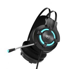 Casti pentru Gaming Havit H2212U, Conexiune USB, Lumini LED, Microfon, Cablu 2.5 m