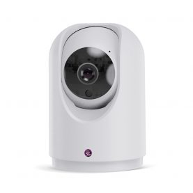 Video Baby Monitor B170, Comunicare bidirectionala, Monitorizare 360°, Alarma, Store cloud, Vedere nocturna