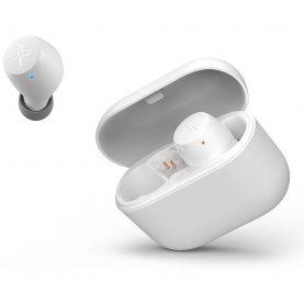 Casti in-Ear TWS Edifier X3, Alb, Sensibilitate 95 dB, Bluetooth 5.0, Charging box 400 mAh, Incarcare microUSB