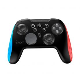 Gamepad Controller Ipega PG-9139, Wireless, Conexiune Bluetooth 2.0, Baterie 650 mAh, Autonomie 15 ore