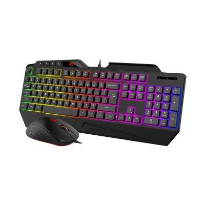 Kit Pentru Gaming 2 in 1 Havit KB852CM, Tastatura & Mouse, Conexiune USB