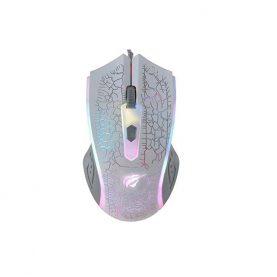Mouse Gaming Havit MS736W, Sensibilitate 1200 DPI, 4 Butoane, Cablu 1.5 m