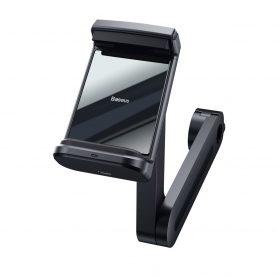 Suport auto universal pentru tetiera cu incarcare wireless Baseus WXHZ-01
