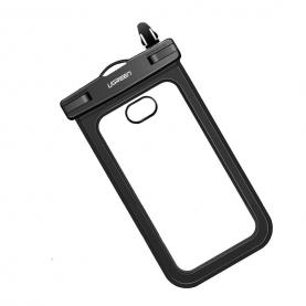 Husa impermeabila subacvatica UGreen LP186, Transparent, Compatibilitate 4 – 6.5 inch